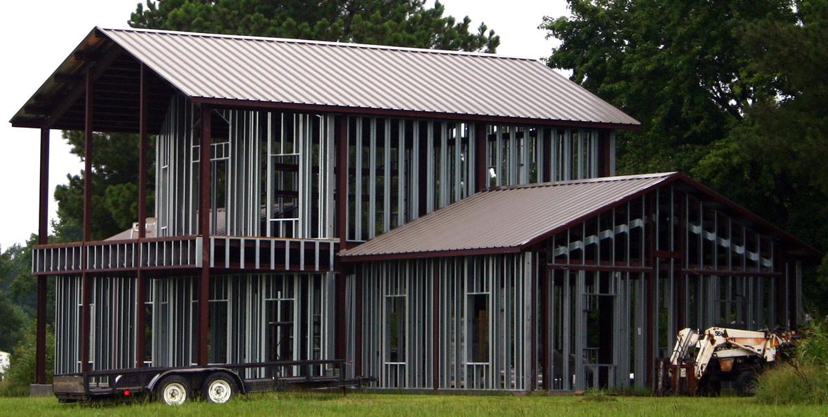 How to Design a Steel Framed Building
